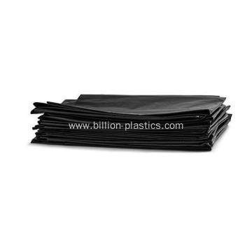 Clear Flat Sealing Trash Bag