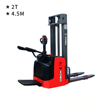 2t Electric pallet stacker 4.5m