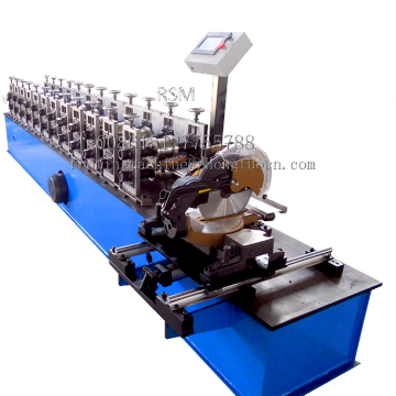 Roller Shutter Door Panel Roll Forming Machine