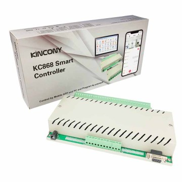 Kincony Ethernet Smart Switch System Home Kit Automation Module Controller APP/PC Remote Control TCP IP Relay Domotica 32CH