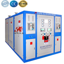 Cast iron melting induction furnace power supply