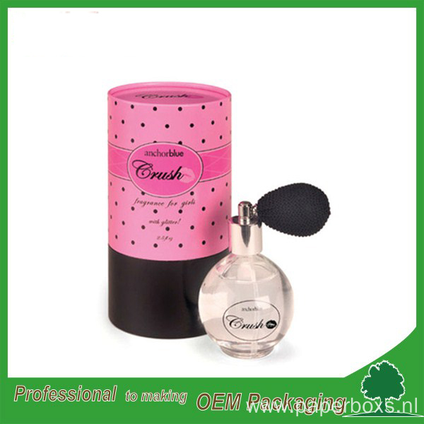 Luxury Perfume Oil Bottle Packaging Tube Box