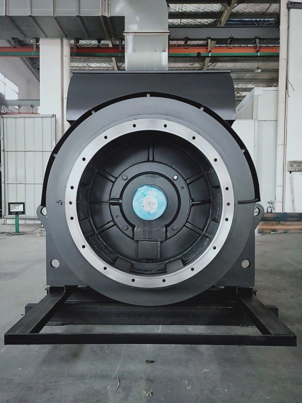 2600kw Industrial Alternator