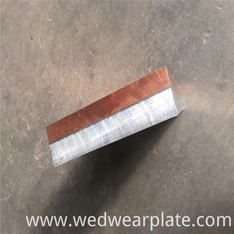 copper stainless explosive steel plate