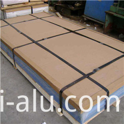aluminum sheet radiator cover