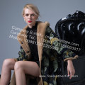 Mink Reversible Fur Women Coat