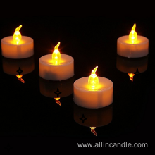 LED Battery Operated Tealight Candles 24 Pack