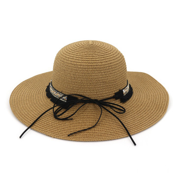 Simplify uv protection beach straw hat