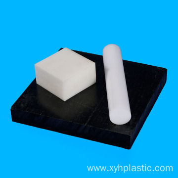Natural Material Engineering White Pom Sheet