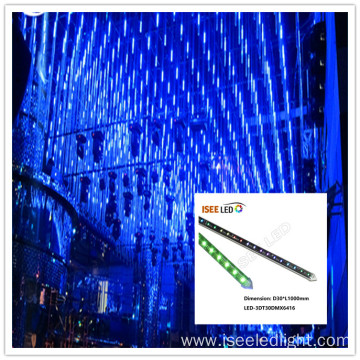 Wholesale disco dmx 3d tube 1m stick long