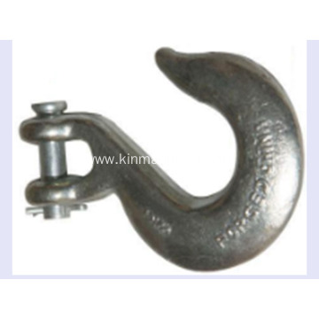 D Shaped Chain Hook For Trailer