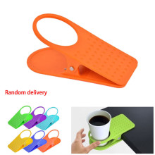 Office organizer Office Home Drink Coffee Water Cup Holder Storage Mug Rack Cradle Stand Clip Desk Table