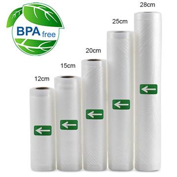 Kitchen Food Vacuum Bag Storage Bags for Vacuum Sealer Food Keep 12+15+20+25+28cm*500cm