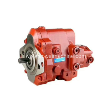 Hitachi 4181700 excavator pilot charging pump Gear Pump