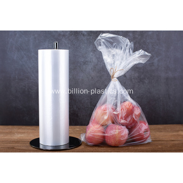 Household Plastic Preservation Bag on Roll