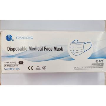 Medical Face Mask For Single Use
