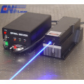 10w 457nm solid blue laser for laser display