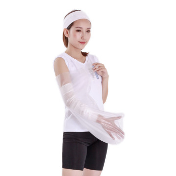 Disposable Waterproof Arm Hand Cast Cover for Shower