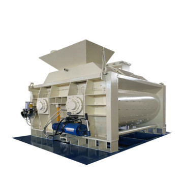 belt conveyor JS concrete mixer