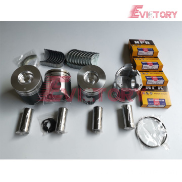 YANMAR engine 4TNV106 bearing crankshaft con rod conrod
