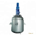 Horizontal stainless steel chemical mixing reactors