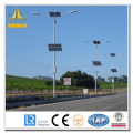 Solar Power Energy Traffic Sign Pole