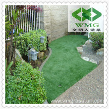 New Design Natural Soft Synthetic Turf, Artificial Lawn for Landscape Purpose