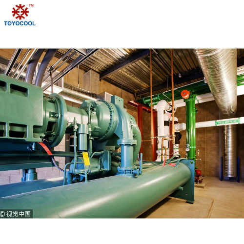 carrier screw water cooled chiller