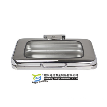 Built-in Oblong Chafing Dish Induction Buffet Chafer