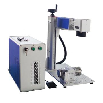High-speed Portable Fiber-laser Marking