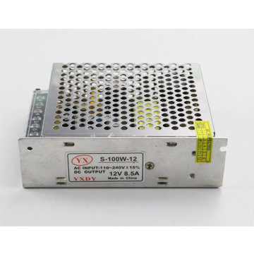 12V 8.5A 100W LED Power Supply