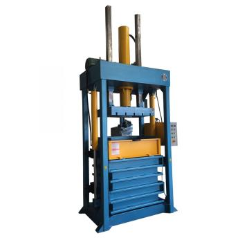 Cloth Textile Baling Press Machine