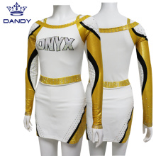လက်ကား Mystique Cheer Dance Uniforms
