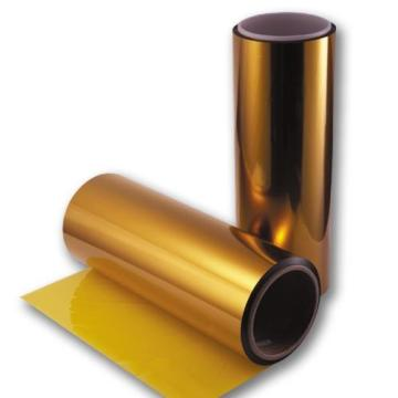 Gold transparent polyimide PI Kapton film