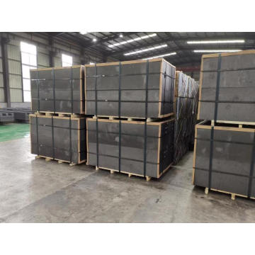 fine structure high pure isostatic carbon graphite block