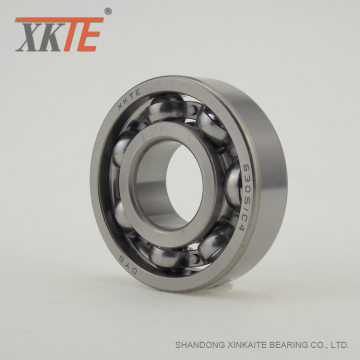 Ball Bearing 6305 C3 For Conveyor Disc Return Roller