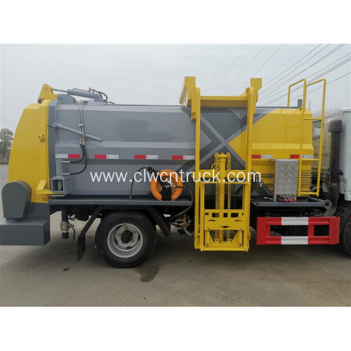 HOT SALE DFAC 9CBM  Waste Food Transport Truck