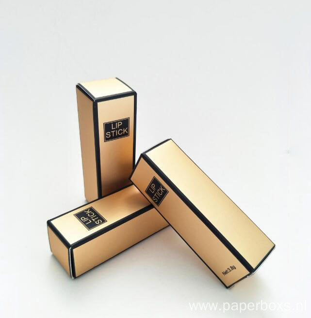 Custom Luxury Foldable Cosmetics Perfume Paper Package Box