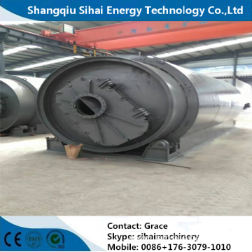 Long Life Service Tire Recycling Plant