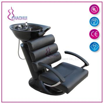 Reclining Shampoo Chair With Footrest