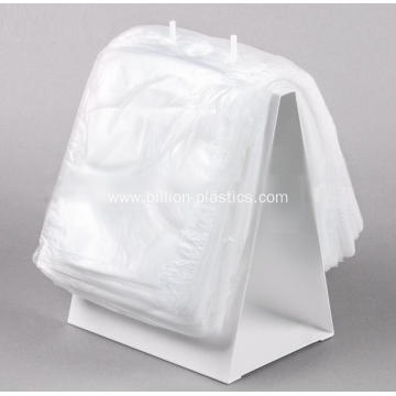 Disposable Plastic Saddle Bag
