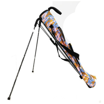 Golf bag lightweight and wear-resistant nylon bracket bag