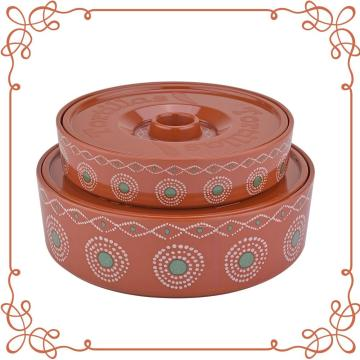 Melamine Tortilla Warmer Combination