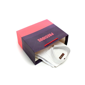 Pantone Color Packaging Brands Paper Bag For Clothing