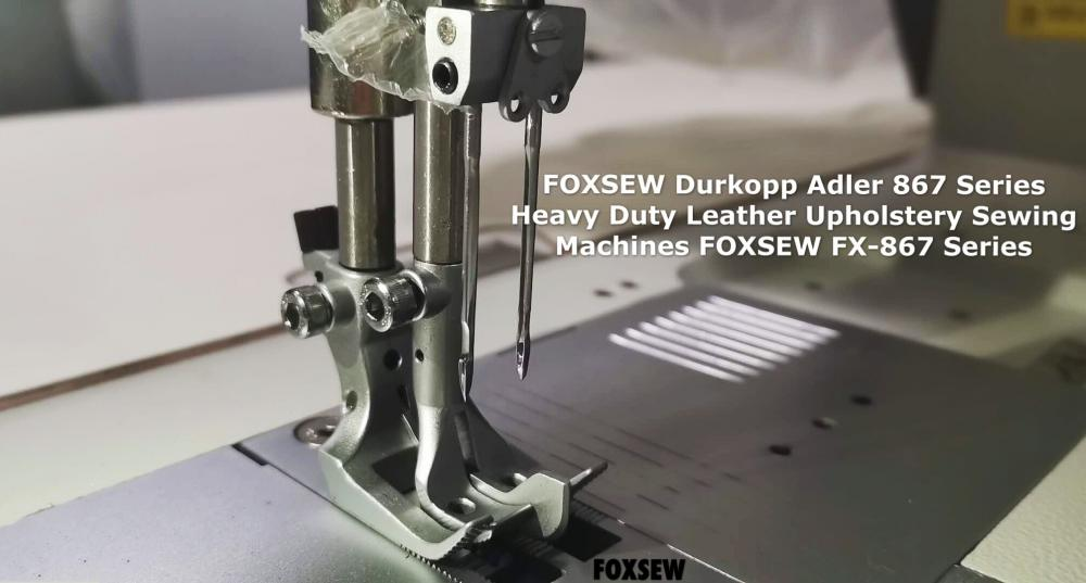 Foxsew Fx 867 Series Machine 3