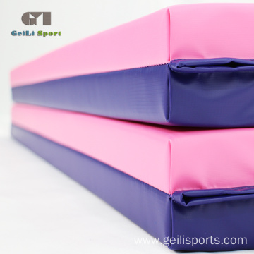 Customized Soft Folding Foam Gym Training Gymnastics Mat