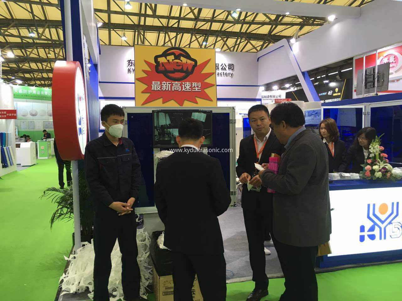 2017 Exhibition in Shanghai 1