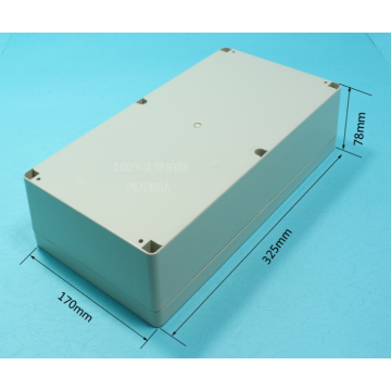 Plastic Enclosures For Electronics Equipment (ECL320X170H70)