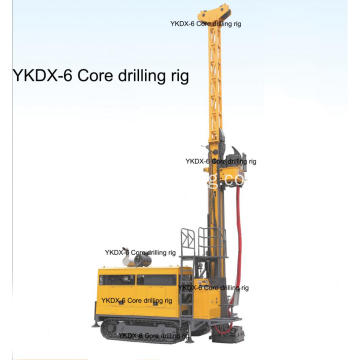 178KW Hydraulic Engine ore mining core drilling rig
