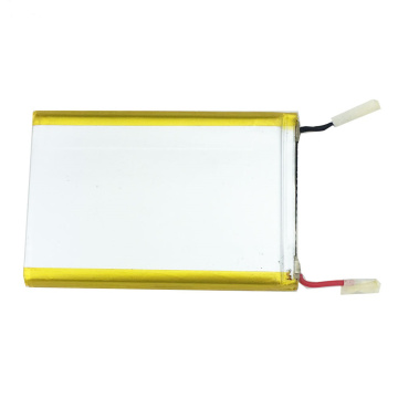 factory price 3.7v 3300mah rechargeable lipo battery